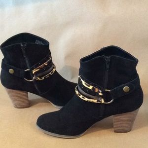 Women's Ankle Boots Size 8N